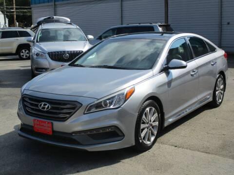 2016 Hyundai Sonata for sale at Bill Leggett Automotive, Inc. in Columbus OH