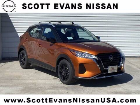 2021 Nissan Kicks for sale at Scott Evans Nissan in Carrollton GA