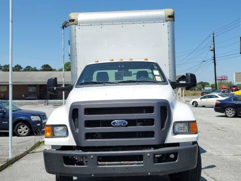 2013 Ford F-750 Super Duty for sale at 5 Starr Auto in Conyers GA