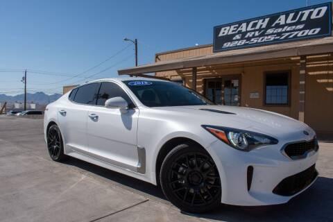 2018 Kia Stinger for sale at Beach Auto and RV Sales in Lake Havasu City AZ