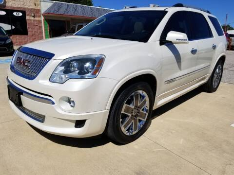 2012 GMC Acadia for sale at TEXAS AUTO WEB LLC in Garland TX