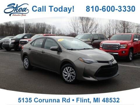 2019 Toyota Corolla for sale at Jamie Sells Cars 810 - Linden Location in Flint MI