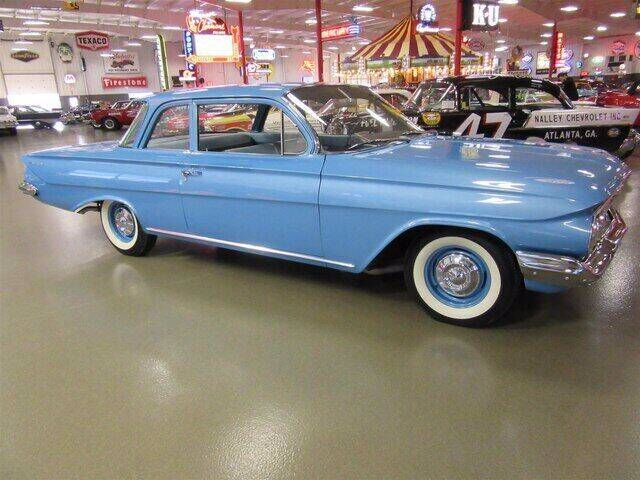 1961 Chevrolet Biscayne for sale in Greenwood, IN