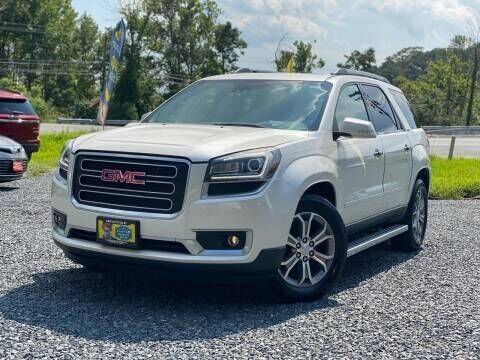 2014 GMC Acadia for sale at A&M Auto Sale in Edgewood MD