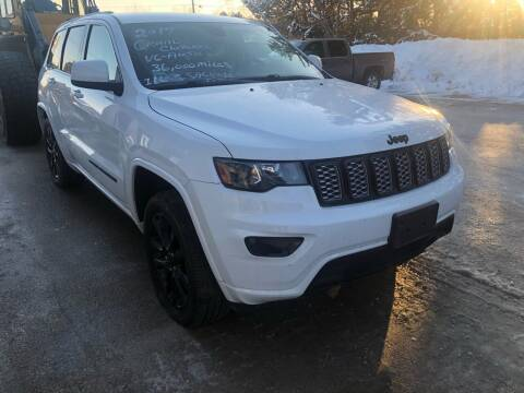 2017 Jeep Grand Cherokee for sale at Don's Sport Cars in Hortonville WI