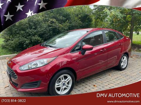 2017 Ford Fiesta for sale at DMV Automotive in Falls Church VA