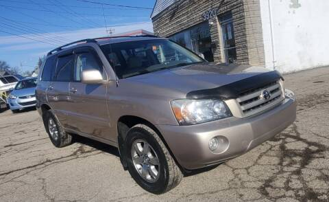 2006 Toyota Highlander for sale at Nile Auto in Columbus OH
