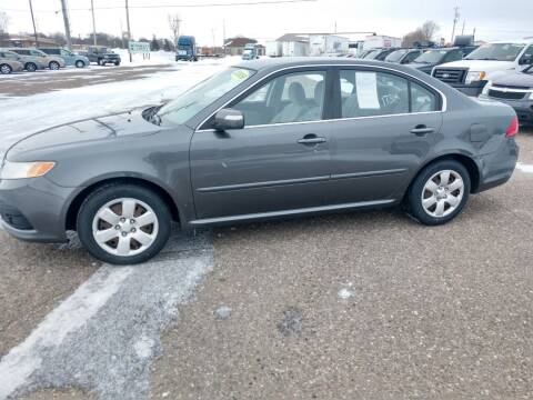2009 Kia Optima for sale at Kull N Claude in Saint Cloud MN