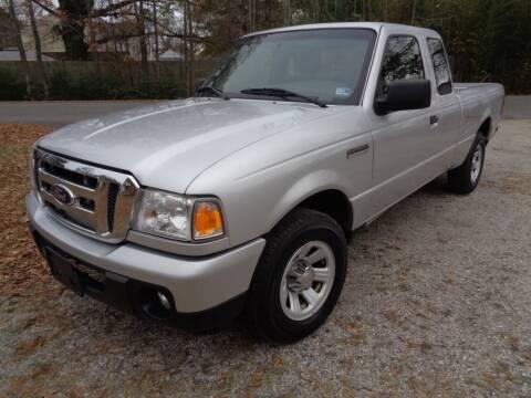2010 Ford Ranger for sale at Liberty Motors in Chesapeake VA