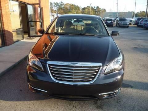 2011 Chrysler 200 for sale at Credit Cars LLC in Lawrenceville GA