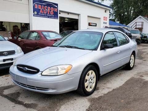 2000 Ford Taurus for sale at Ericson Auto in Ankeny IA