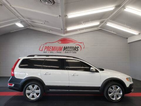 2009 Volvo XC70 for sale at Premium Motors in Villa Park IL
