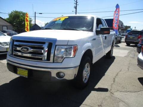 2012 Ford F-150 for sale at Grace Motors in Manteca CA
