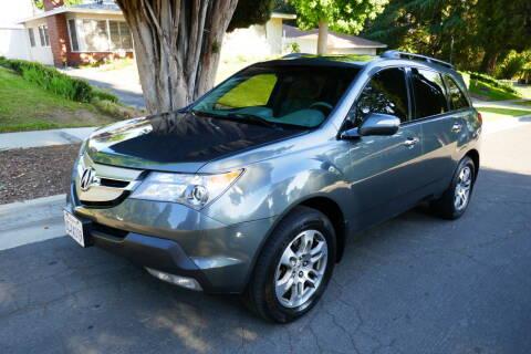 2008 Acura MDX for sale at Altadena Auto Center in Altadena CA
