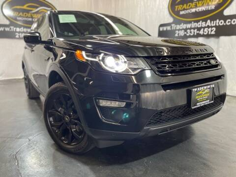 2016 Land Rover Discovery Sport for sale at TRADEWINDS MOTOR CENTER LLC in Cleveland OH