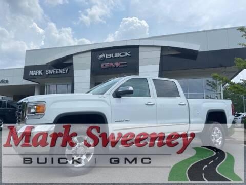 2015 GMC Sierra 2500HD for sale at Mark Sweeney Buick GMC in Cincinnati OH