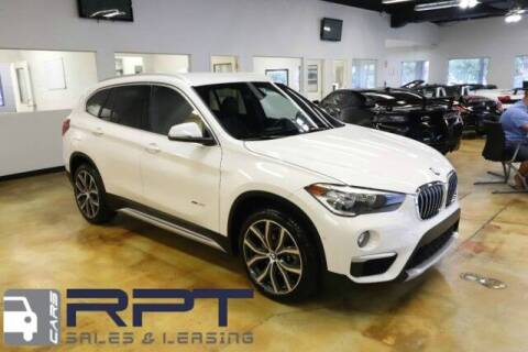 2017 BMW X1 for sale at RPT SALES & LEASING in Orlando FL