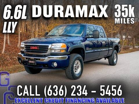 2005 GMC Sierra 2500HD for sale at Gateway Car Connection in Eureka MO
