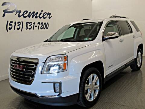 2017 GMC Terrain for sale at Premier Automotive Group in Milford OH