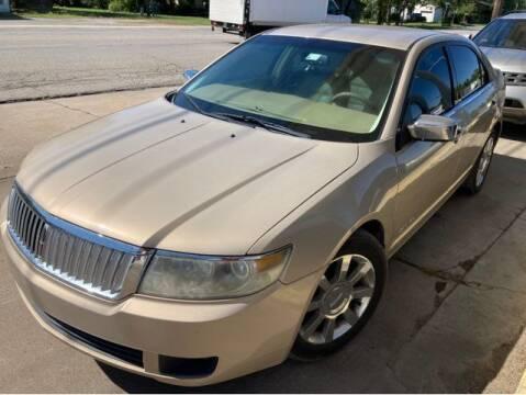 2006 Lincoln Zephyr for sale at Sunshine Motors in Bartlesville OK