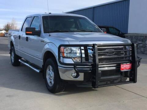 2011 Ford F-150 for sale at Rocky Mountain Commercial Trucks in Casper WY