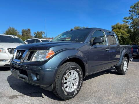 2014 Nissan Frontier for sale at Upfront Automotive Group in Debary FL