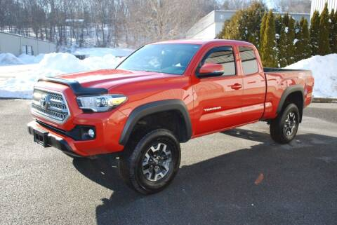 2016 Toyota Tacoma for sale at New Milford Motors in New Milford CT