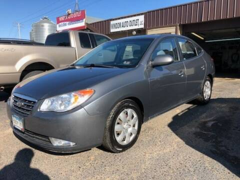 2008 Hyundai Elantra for sale at WINDOM AUTO OUTLET LLC in Windom MN