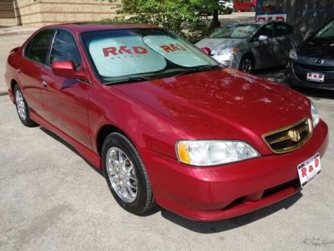 1999 Acura TL for sale at R & D Motors in Austin TX