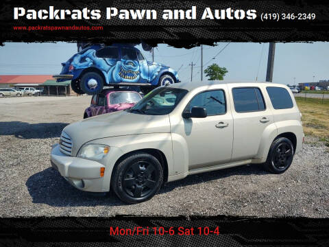 2009 Chevrolet HHR for sale at Packrats Pawn and Autos in Defiance OH