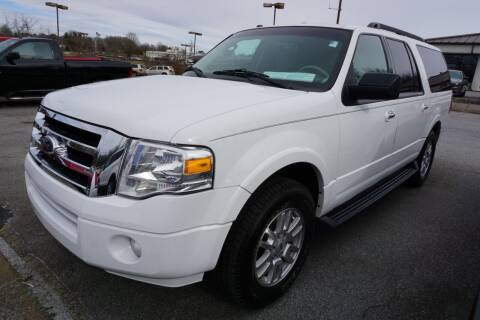 2012 Ford Expedition EL for sale at Modern Motors - Thomasville INC in Thomasville NC