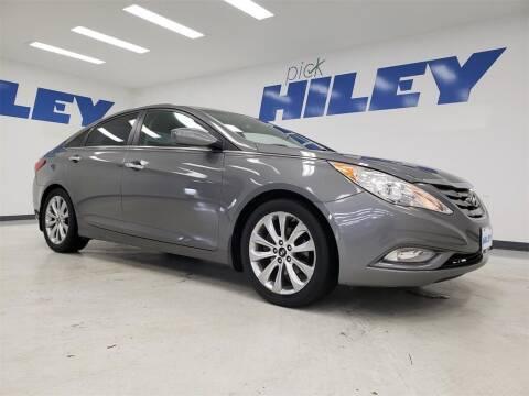 2013 Hyundai Sonata for sale at HILEY MAZDA VOLKSWAGEN of ARLINGTON in Arlington TX