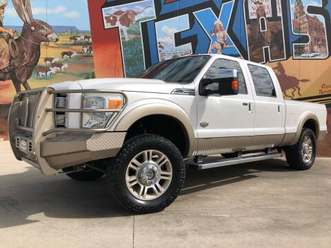 2011 Ford F-250 Super Duty for sale at Sparks Autoplex Inc. in Fort Worth TX