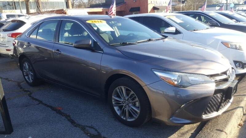 2016 Toyota Camry for sale at A & A IMPORTS OF TN in Madison TN