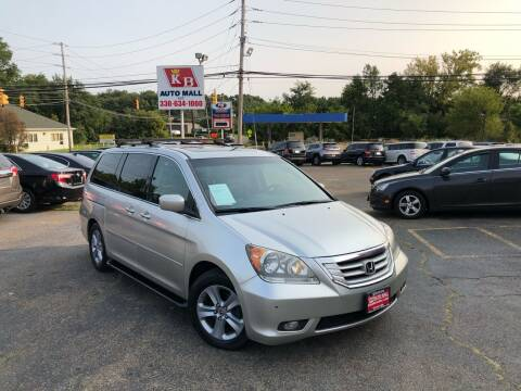 2009 Honda Odyssey for sale at KB Auto Mall LLC in Akron OH