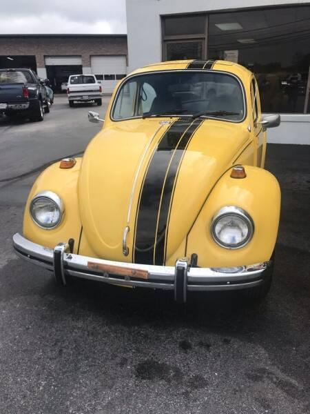 1969 Volkswagen Beetle for sale at Blue Bird Motors in Crossville TN