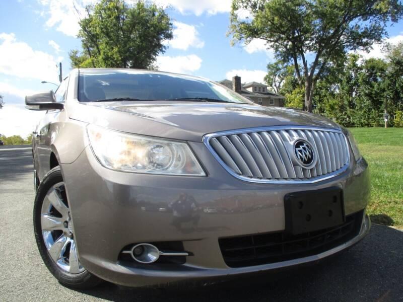 2010 Buick LaCrosse for sale at A+ Motors LLC in Leesburg VA