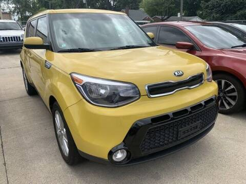 2016 Kia Soul for sale at Martell Auto Sales Inc in Warren MI
