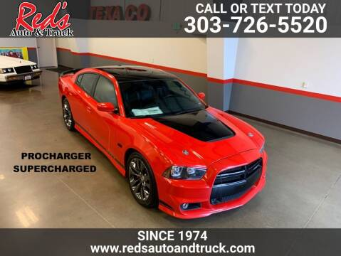 2014 Dodge Charger for sale at Red's Auto and Truck in Longmont CO