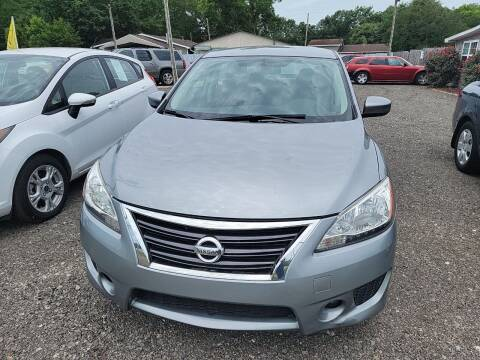 2013 Nissan Sentra for sale at Dick Smith Auto Sales in Augusta GA