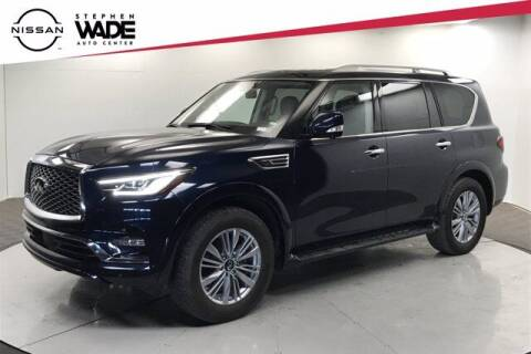 2020 Infiniti QX80 for sale at Stephen Wade Pre-Owned Supercenter in Saint George UT