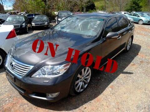 2010 Lexus LS 460 for sale at East Coast Auto Source Inc. in Bedford VA