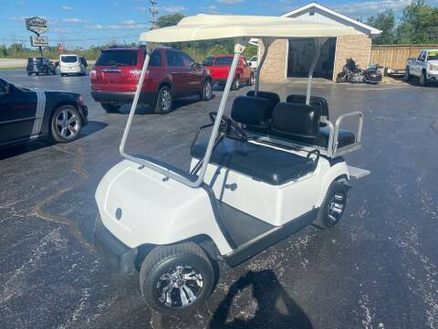 2004 Yamaha Golf Cart G22A Gas for sale at CarSmart Auto Group in Orleans IN