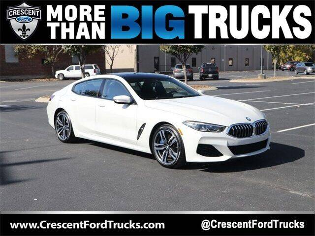 2020 BMW 8 Series for sale at Crescent Ford in Harahan LA