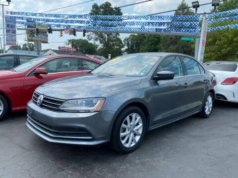 2017 Volkswagen Jetta for sale at WOLF'S ELITE AUTOS in Wilmington DE