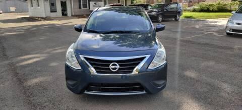 2016 Nissan Versa for sale at 369 Auto Sales LLC in Murfreesboro TN