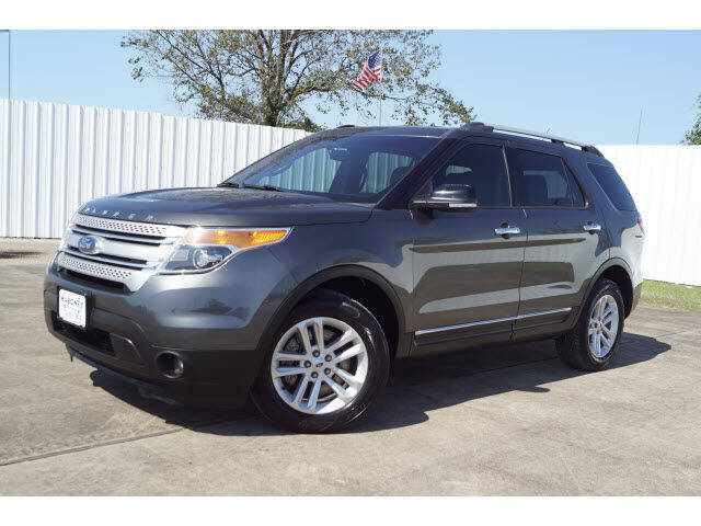 2015 Ford Explorer for sale at Maroney Auto Sales in Humble TX