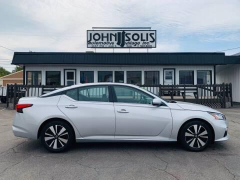 2020 Nissan Altima for sale at John Solis Automotive Village in Idaho Falls ID