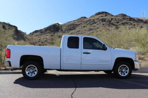 2012 Chevrolet Silverado 1500 for sale at Liberty Cars and Trucks in Phoenix AZ