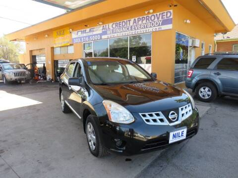 2012 Nissan Rogue for sale at Nile Auto Sales in Denver CO
